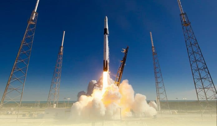 To launch Satellite, SpaceX reuses rocket from famous cosmonaut mission