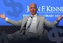 Jeff Bezos worth skyrocketed once again to $200 billion