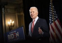 Joe Biden took lead in post-convention polling