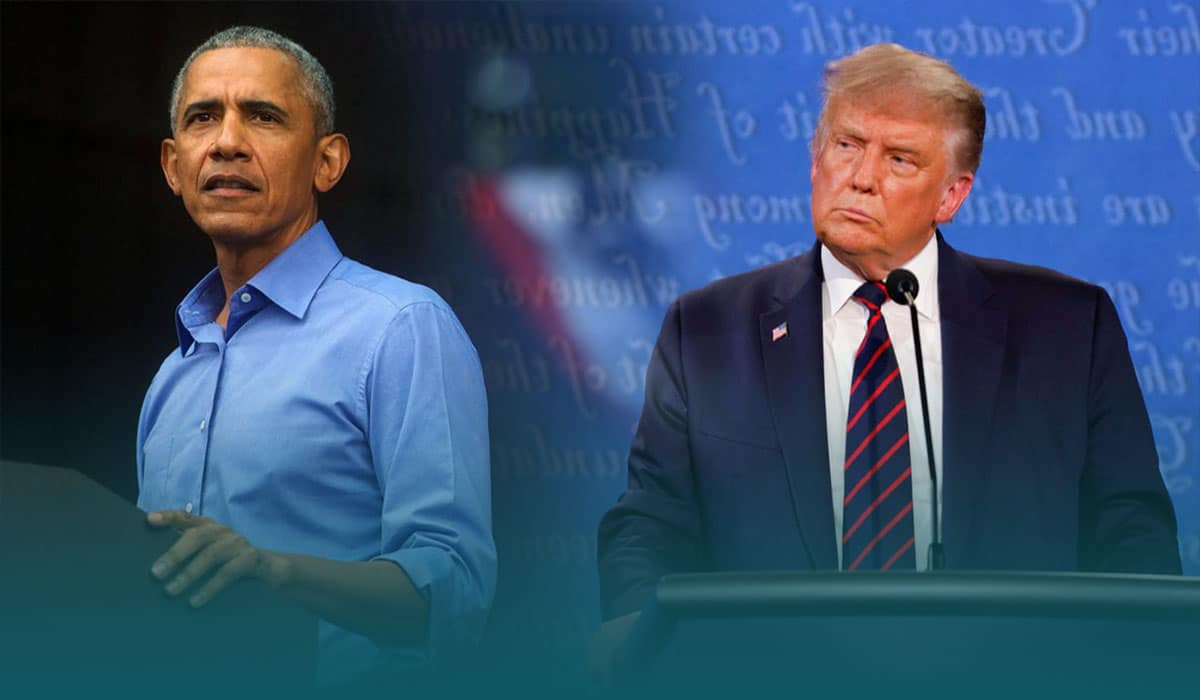 Obama criticized Donald Trump over COVID-19