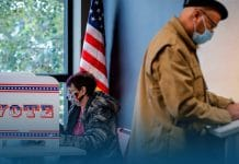 CDC announced guidelines for 2020 General in-person Voting
