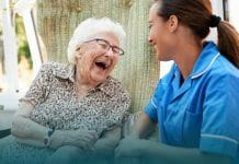 COVID-19 relief package for nursing homes dry up