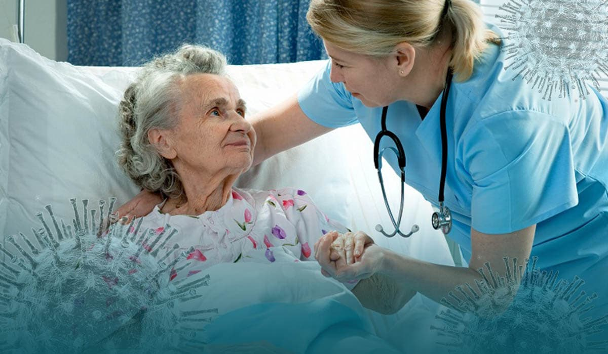 Coronavirus relief funds for nursing homes dry up