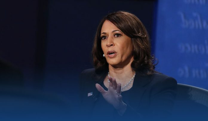 Kamala Harris stops travel after 2 involved in campaign test positive for COVID-19 content